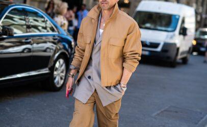 Про мужской стиль и гардероб